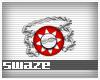 Takeo Red Bracelet