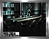 Cyan Dining Table