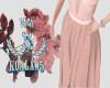 Rose Geold Dress