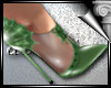 d3✠ Bat Pumps Green
