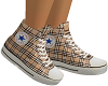 Designer Plaid Cons FEM