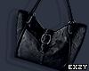 Black Handbag .