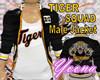 TIGERS Male Jacket