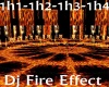 Dj Fire Effect