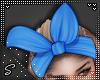 !S Head Wrap Blue