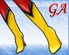 GA SpiderWoman Boots
