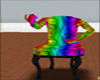 [KD]Rainbow Hug Chair