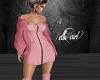 Pink Cashmere Jacket
