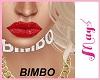 'BIMBO INDIRA RED