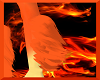 Khaleesi Leg Fur