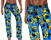 TF* Minion Pajama Pants