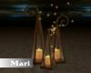 !M! Ledges Candle Decor