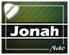*NK* Jonah (Sign)