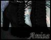 AN!Ambre Boots