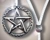 Pentagram Ncklace  F