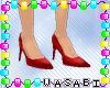 :B Sailor Mars Shoes