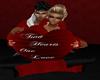 }CB{ Couple Heart Pose