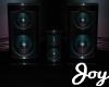 [J] AF Animated Speakers