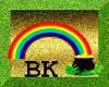 BK+St.Paddy Kid Bow