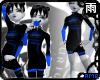 Curi Dress - Blue