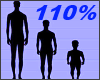 110% Scaler
