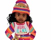 Kids Bear Sleeper Hat