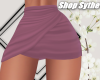 Sy | Wrap Skirt | Pink