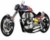 American Flag Bike 2