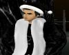 Santa Coat Black