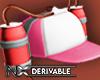 ►NX◄ Cooling Hat F