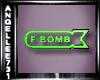 F-BOMB 60 x 20
