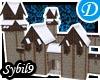 [MMC] Snowy Fort. Walls