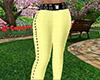 Yellow Skinny Pants RL