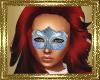 ~Blue Mardi Mask