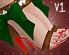 GingerBread Cutie Heels