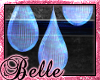 ~Deep Blue Droplets