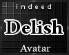 © Delish . Avatar F