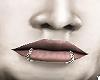Silver Lip Rings