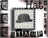TTT Bowler Hat Stamp