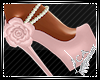 Pastel Chic Heels Pink