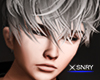 Shingo hair . silver