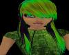 MJ9 HiKARU green/black