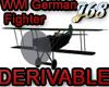 J68 Fokker DVII Derivabl