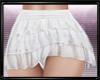 Sexy White Skirt