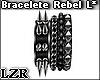 Bracelets Rebel Left