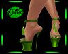 TOOTSIES - LIME GREEN
