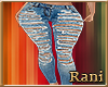 RLL Classic Ripped Jeans