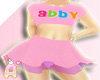 ! Custom Abby Dress