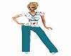 Scrubs Nurse Uniform BM
