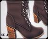 ʞ- Brown Boots